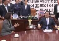 [국회충돌의 기록]패스트트랙…몸싸움 국회 아수라장