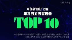 [영상] '세계 최고의 발명품' TOP 10