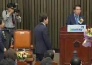 이인영 원내대표 당선…민주당, 친문 주류 견제 택했다