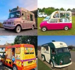 마약 연루에 미세먼지 누명까지…런던 아이스크림 트럭에 무슨 일이