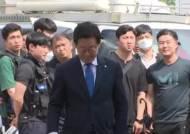 """'정치명운' 기로 이재명, """"겸허하게 선고공판 임하겠다"""""""