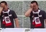 4시간 거리 응원와준 단 한명의 팬…90도로 허리 굽혀 인사한 축구선수