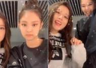 "Watch this Cute Video of JENNIE and JISOO Singing Along SOMI's ""Birthday""!"