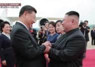 김일성·김정일 안치된 금수산궁전 광장 첫 국빈 환영식