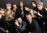 MONSTA X Performs On Jimmy Kimmel Live With French Montana!