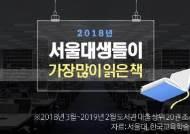 [영상] 서울대 도서관 대출…이 책 가장 많이 읽혔다
