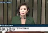 """나경원 후폭풍…김태흠 """"초등교만 나와도 안다, 황교안 월권"""""""