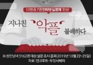 [모션그래픽]지나친 '악플'…10명 중 7명 '인터넷 실명제' 찬성