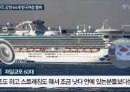 """[단독]日크루즈 갇힌 한인 """"정부, 우한처럼 우리도 데려가달라"""""""