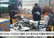 중국 가려던 마스크 73만장 덜미 잡혔다…불법 해외반출 대거 적발