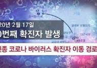 [그래픽 PLAY] 한눈에 보는 환자 동선…'중앙일보 코로나맵'