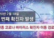 [그래픽 PLAY] 한눈에 보는 환자 동선…'중앙일보 코로나19 맵'
