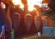 돼지 2300마리 불탔다···제주 양돈장 9시간 화재, 10억 피해