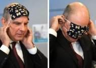 마스크 머리에 썼다가 눈에 썼다가···조롱당한 벨기에 부총리