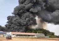 김포 폐기물 재활용업체 화재…50대 남성 1명 중태, 6명 대피