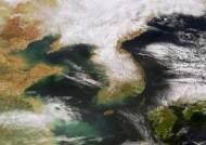 천리안2B호에서 본 한반도는 어떤 모습?…관측 영상 첫 공개