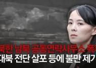폭탄 든 그녀, 김여정…10년전 김정은 '세자 책봉'과 닮았다