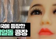 [밀실] 규제 공백 속 성행하는 '1시간 3만원' 리얼돌 체험방