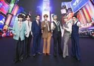 BTS, 미 MTV '비디오 뮤직 어워드' 4관왕