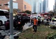 [영상]신호 무시하고 질주한 포르쉐…7중 추돌 아수라장 현장