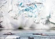 사라지는 빙하의 습격...10년뒤 인천공항 완전히 집어삼킬판