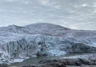 [VR 영상] 그린란드선 모기장 뒤집어썼다, 빙하 눈물의 저주