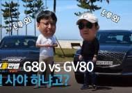 몇달 기다려도 못 받을 정도로 인기…G80 vs GV80 뭘 살까