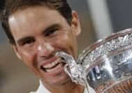 '흙신' 나달, 프랑스오픈 13번째 우승...페더러 추월 박차