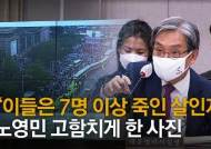 """노영민 때린 윤희숙 """"지지자 아니면 '살인자'라 부르는 靑"""""""