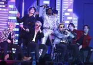 BTS 그래미도 뚫었다…'베스트 팝 그룹 퍼포먼스' 후보 등극