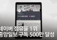 '다·더·또' 뉴스 콘텐트…디지털 뉴스 점유율 19.9% 1위