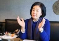 """박영선 """"서울 與지지 6주만에 역전…박영선 효과라 하더라"""""""