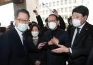 """'탄핵' 거짓말 들통난 김명수, 野항의에 """"사퇴할 생각 없다"""""""