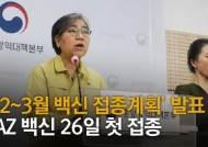 아스트라, 65세 미만부터 우선 접종…고령층은 3월말 판단