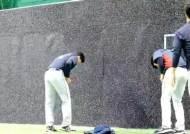 몸에 센서 30개 붙이고 투구…야구는 과학입니다
