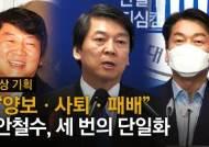 오세훈 서울시장 야권 단일후보 되자, 안랩 주가 14% 뚝