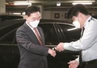 라임수사 보고받던 김오수, 법무부 나오자 라임 변호사로