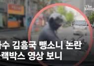 """김흥국 '오토바이 뺑소니' 혐의 송치···경찰 """"신호위반 과실"""" [영상]"""