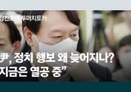 """[단독] """"尹, 보고서 열독, 의견 경청하며 숙의중···국힘 입당설 억측인 이유 있다"""""""