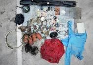 플라스틱 무덤 된 남해…바닷속 쓰레기 지도, 땅에 펼쳤더니