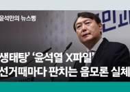 천안함·생태탕 이어 尹 X파일…'제2 김대업' 막는 딱 한 조건 [윤석만의 뉴스뻥]