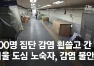 100명 집단 감염 훑고 가도 서울 곳곳 '노 마스크' 지하도 살이 [강주안 논설위원이 간다]