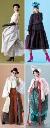 형형색색 경쾌하게 … 전통 옷의 진화