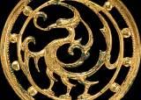 태양 상징 원 안에 삼족오·바퀴살 문양 … 역동성·균형미 탁월, 고구려인 기상 듬뿍