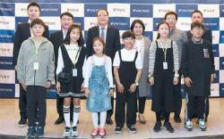 [사진] 미래 직업 체험한 아이들