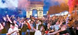 판 커진 5대 빅리그 효과 … '유로 2018' 된 월드컵 2018