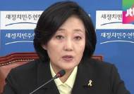 '투톱 무산' 박영선 리더십 타격…원내대표 사퇴 가능성은?