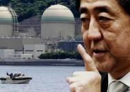아베, 우여곡절 끝에 '원전 재가동'…피폭 사고 불안감