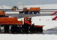 이틀만에 또 폐쇄된 제주공항…시내 곳곳 미끄럼 사고도