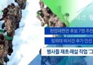 [뉴스체크|정치] 병사들 제초·제설 작업 '그만'